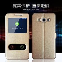 Cover Flip Case For Samsung J120F 2016 case For Samsung Galaxy J1 J120F Window View сердце образный водослива дизайн кожа pu откидная крышка бумажника карты держатель чехол для samsung galaxy j1 2016 j120f