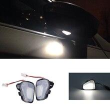 2 шт Canbus светодиодный светильник с боковым зеркалом для Фольксваген Джетта 10-15/EOS 09-11/Passat B7 2010~/CC 09-12/Scirocco 09-14