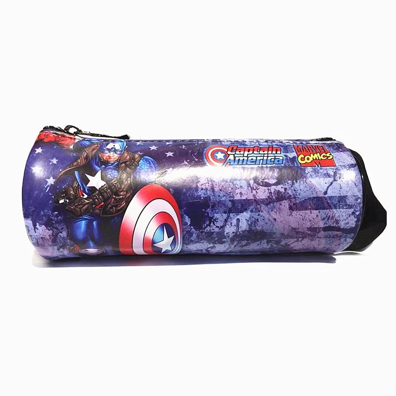 MARVEL Justice League Captain America 3 Iron Man Superman Portemonnee - Portemonnees en portefeuilles