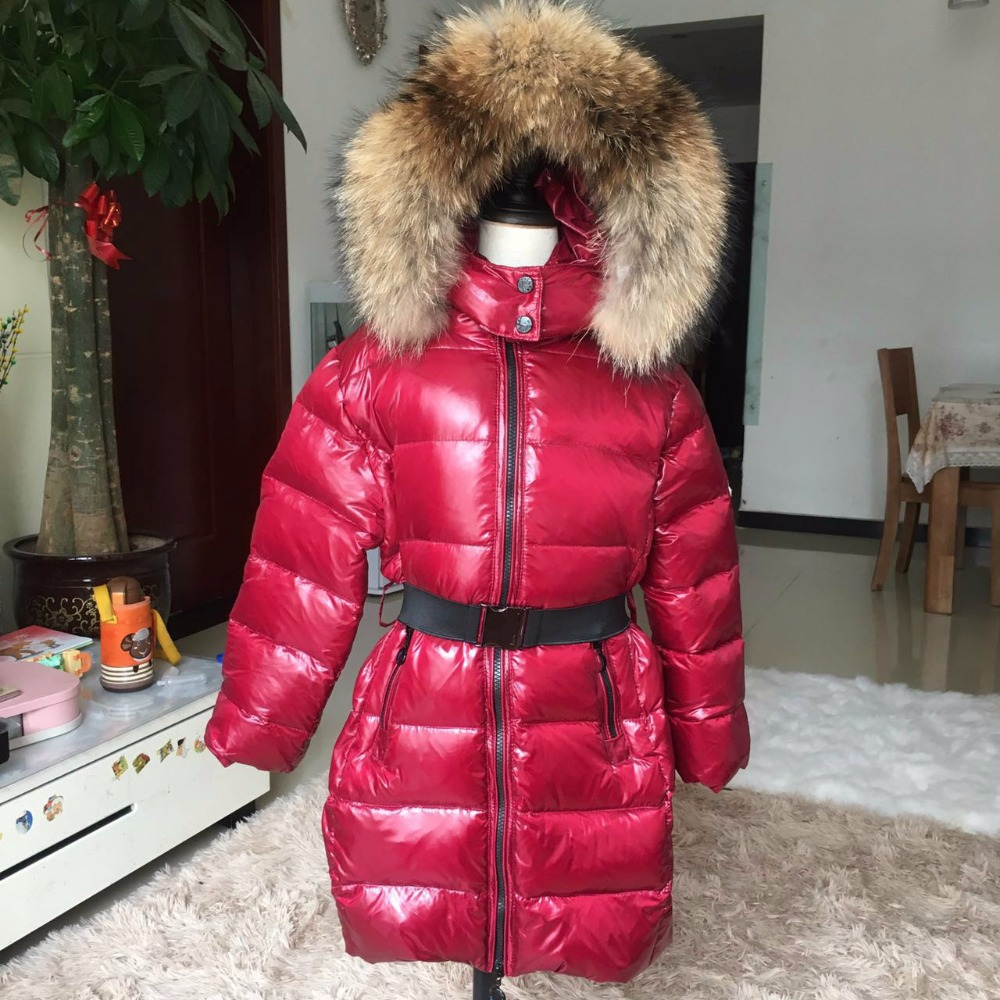 Girls winter jacket Child Girl down jackets Coat Parkas Hooded infant down jacket Kids Down Jackets Girls snow wear infant coat 2016 winter jacket girls down coat child down jackets girl duck down long design loose coats children outwear overcaot