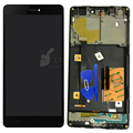 "Black LCD+TP+Frame for Xiaomi Mi4i Mi 4i M4i 5.0"" LCD Display+Touch Screen Digitizer Assembly with Bezel Free Shipping+Tools"