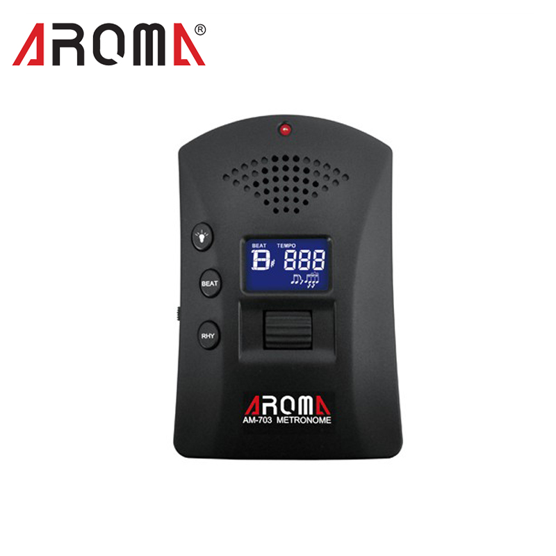 AM-703Mechanial Metronome Aroma Metronome Free Shipping Use For Guitar,Piano guitar accessories freight free drums and guitar general rhythm marker piano electronic metronome general instrument rhythm auxiliary parts