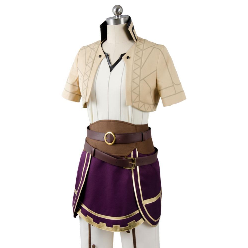 Fire Emblem Awakening Avatar Reflet Robin Daraen Hero Cosplay Costume Outfit