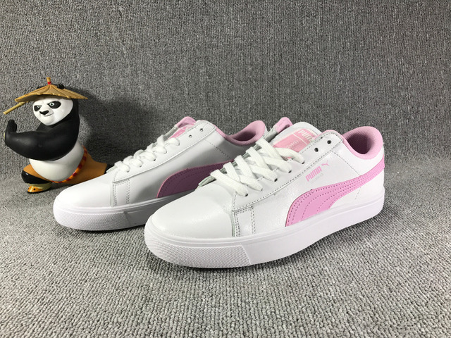 caed0d6c34e Free shipping Original BTS x Puma Collaboration Puma Court Star Korea Cadet  shoes men's Sneakers Badminton