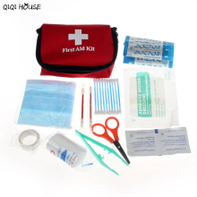 Travel Medical Emergency Survival First Aid Kit Home Small Medical Box Emergency Survival Kit#B110
