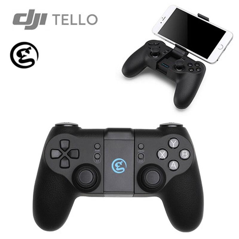 DJI Tello controlador remoto GameSir T1d Drone Bluetooth Joystick cambio teléfono móvil en un vehículo aéreo no tripulado controlador