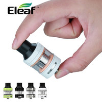 100 Original Eleaf ELLO T Atomizer 2ml 4ml Capacity With 4ml Long Glass Tube HW Coil