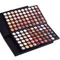 Professional 120 cores sombra de olho paleta de maquiagem colorida da paleta da sombra shimmer matte nude women make up beleza maquiagem