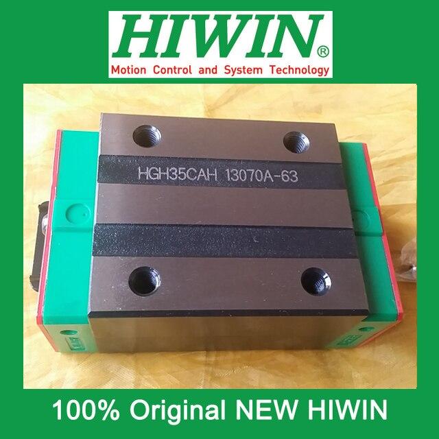 1pcs HIWIN HGH55 HGH55CA HG55 New original linear guide block Original HIWIN Linear Guide CNC Parts Stock Good