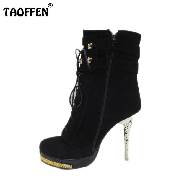 order cheap price clearance perfect women high heel half short boots winter martin botas fashion footwear warm heels boot shoes buy cheap pre order outlet nicekicks looking for cheap price s8nGG3bZ
