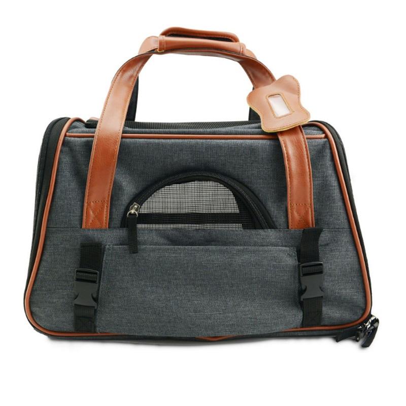 Breathable K9 Dog Backpack Carrier 2