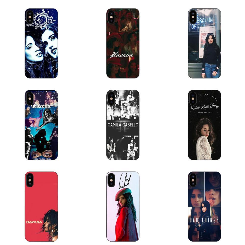 Oedmeb On Sale Camila Cabello Singer For Samsung Galaxy A3 A5 A7 J1 J2 J3  J5 J7 2015 2016 2017