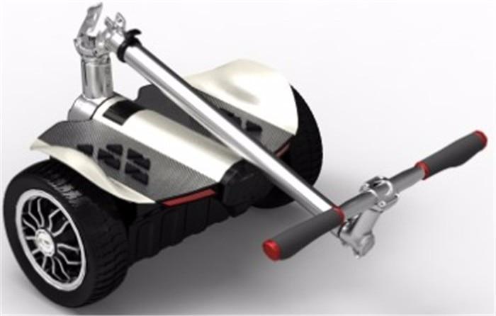 Produsen murah dewasa sepeda mini 2 roda keseimbangan diri skuter - Peralatan rumah tangga - Foto 5
