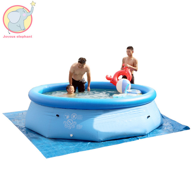 Absolutely adult inflatable swimming pool you tell