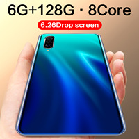 phone screen CHAOAI A50 Pro 6.26 Inch Water Drop Full Screen Global Version Smart Mobile Phone 6GB+128GB Android 8.1 (2)