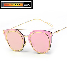 Pink Sunglasses Women's Fashion Glasses EXIA OPTICAL KD-0825 Series
