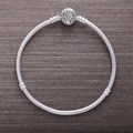 Wholesale Sterling silver 925 jewelry for women Titanium fashion jewelry beads Compatible with endeli bracelet woman