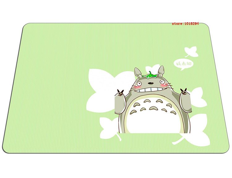 Totoro mouse pad 2016 new pad to mouse notbook computer mousepad Adorable gaming padmouse gamer to laptop keyboard mouse mats