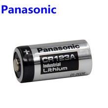 Oryginalny Panasonic 123 bateria litowa 3 V Arlo baterii aparatu CR123A CR17345 DL123A EL123A 123A