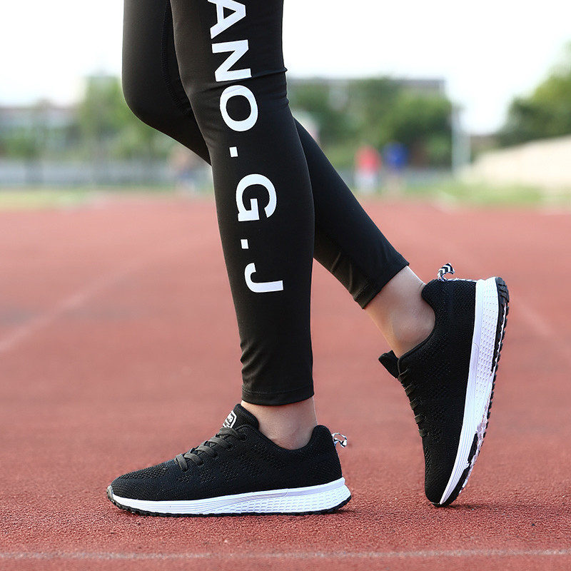 Air Cushion Original Breathable Sneakers Women Summer Springs Athletic Outdoor Sports Entertainment Shoes Women Running Shoes 27
