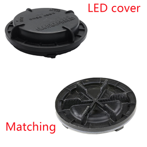 Image 5 - 1 pc outlander 3rd 2017 farol traseiro escudo led extensão capa poeira hid lâmpada tampas placa h7 y1009j y1088y