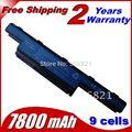 9-элементный аккумулятор для ноутбука Acer Aspire 7750 7750G 7750Z 7750ZG TravelMate 4370 4740 4740G 4740Z 4750 5335 5335G 5335Z 5340 5340G