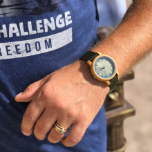 BOBO BIRD D12 Mens Watch New Designer Wood Watch Luxury with