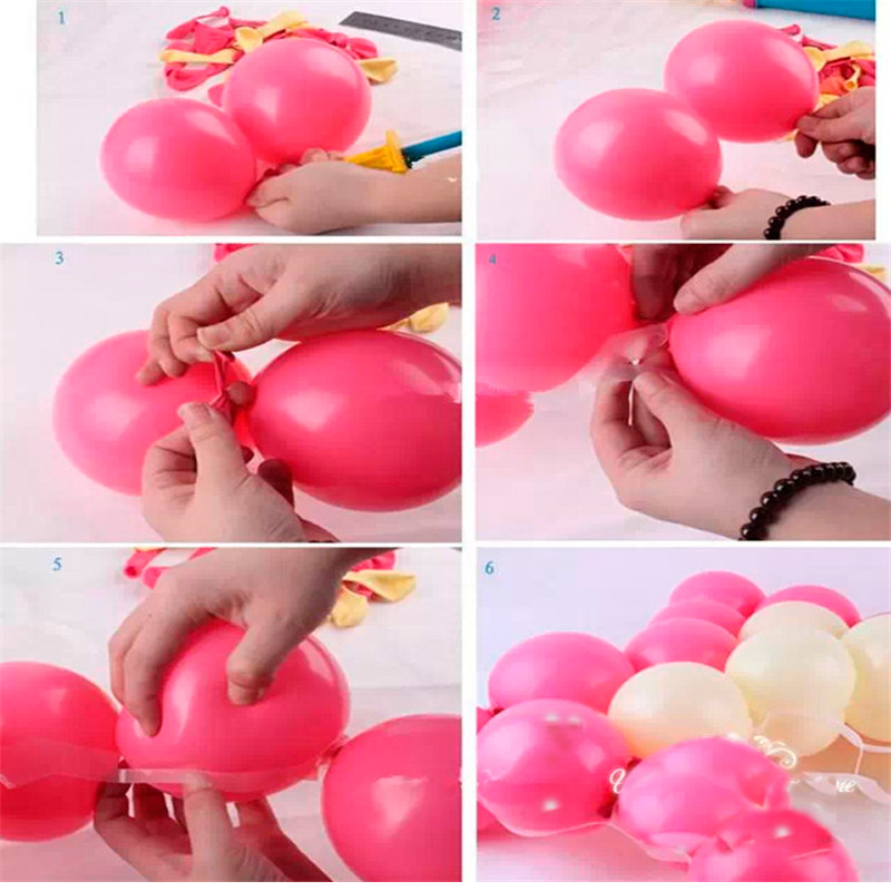 Balloon Decoration At Home: How To Make Balloon Decoration For Birthday Party