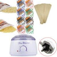 Hair Removal Hot Paraffin Wax Warmer Heater Pot Machine Depilatory Hard Wax Bean All Smell