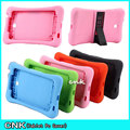 New Soft Silicone EVA Kids Safe Cover Stand Tablet Case For Samsung Galaxy Tab 4 7.0 7 inch T230 T231 T235 Case Cover Shell