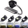 Free shipping 24 LEDs Aquarium Fishbowl Clip Light Lamp For Coral Reef aquatic animals EU 24 LEDs UK MTY3