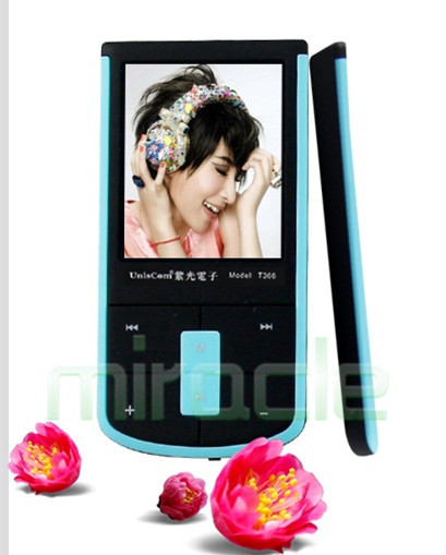 T366 MP3 FM 8G sports high quality lossless voice recorder screen player FM radio MP3 WMA