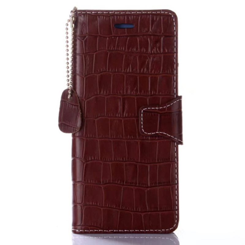 CKHB Crocodile Skin Genuine Leather Wallet Style Case For Apple iphone X XS MAX 7 8