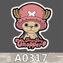 A0317 Spoof Anime Punk Cool Sticker for Car Laptop Suitcase Fridge Skateboard Graffiti Notebook Scrapbook Bike Stickers Kid Toy