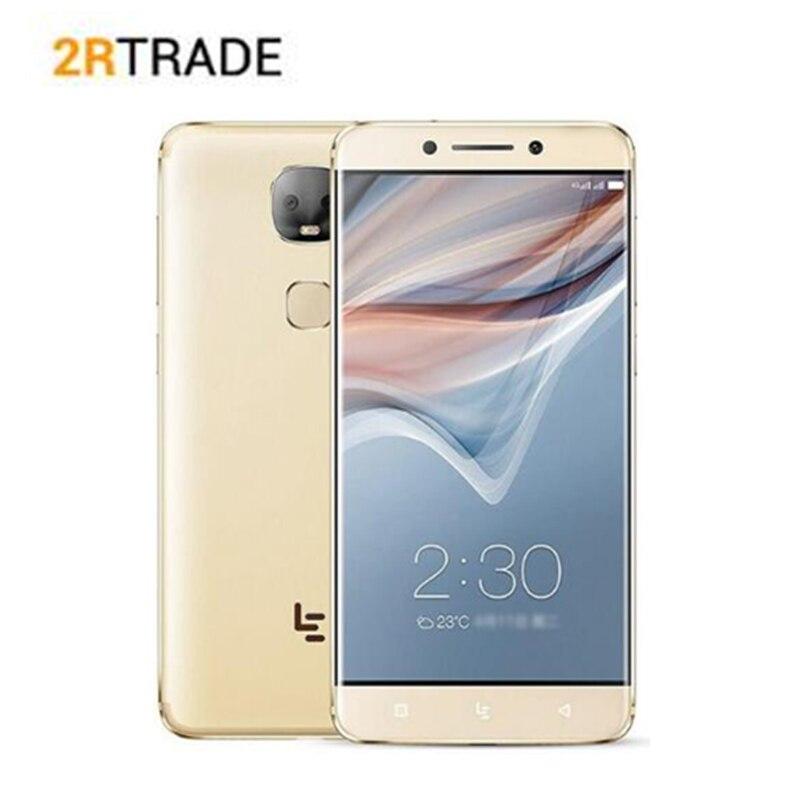 Original LeTV LeEco Le Pro 3 AI X650 4 GB 64 GB 5,5 pulgadas 4G LTE teléfono inteligente Helio X27 Deca Core 2,6 GHz Cámara Dual 13.0MP teléfono