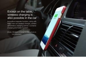 Image 5 - Nillkinワイヤレス充電レシーバーケースiphone用7 7プラスチーレシーバーカバー電源充電トランスミッタ電話バンパーバックケース