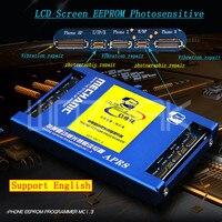Pantalla LCD en inglés EEPROM instrumento de reparación de sensibilización fotosensible APR8 puede leer y escribir la función de vibración modificada