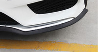 2.5M/8.2ft Universal Car Sticker Lip Skirt Protector for Hyundai elantra ix35 solaris accent i30 ix25 accessories car styling