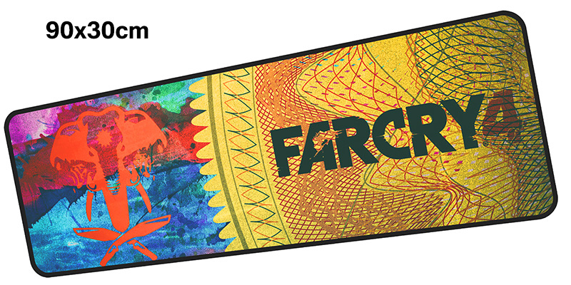 far cry mouse pad gamer 900x300mm notbook mouse mat large gaming mousepad large 2018 new pad mouse PC desk padmouse