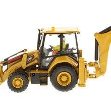 DM-85249 1:50 CAT432F2 экскаватор игрушка погрузчик