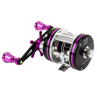 Trulinoya Max Drag 7kg 6 1BB 5 3 1 Full Metal Drum Reel Snakehead Right Hand