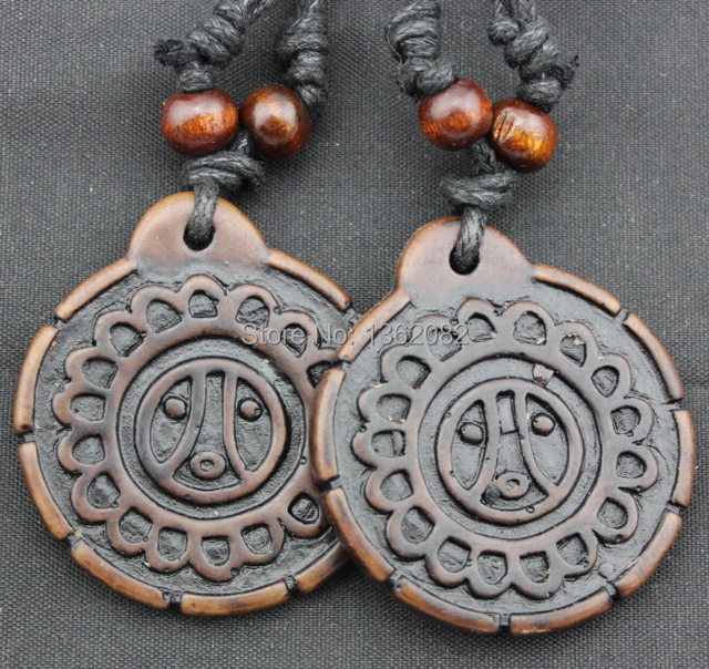 Online shop handmade yak bone aztec maya sun charm pendant handmade yak bone aztec maya sun charm pendant necklace round inca amulet mn179 mozeypictures Images