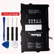 Original High Capacity BL-T27 Tablet Battery for LG G PAD X II 10.1in UK750 6000mAh все цены