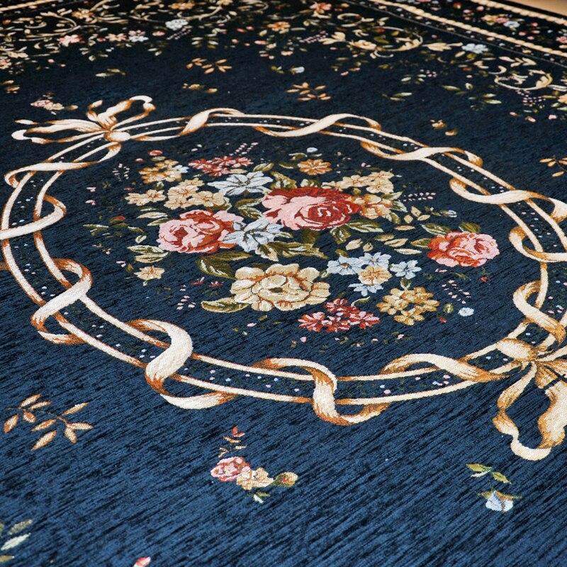 Mediterranen Stil Teppiche Für Zuhause Wohnzimmer Großes Schlafzimmer Bereich Teppich Couchtisch Bodenmatte Studie/Restaurant teppich-in Teppich aus Heim und Garten bei  Gruppe 2