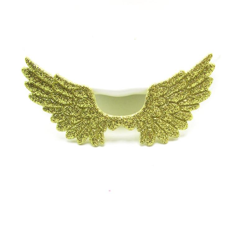 David accessories 70×35 мм блестящее крыло diy украшения ремесла интимные аксессуары 10 шт., ручной работы материалы, 10Yc3055