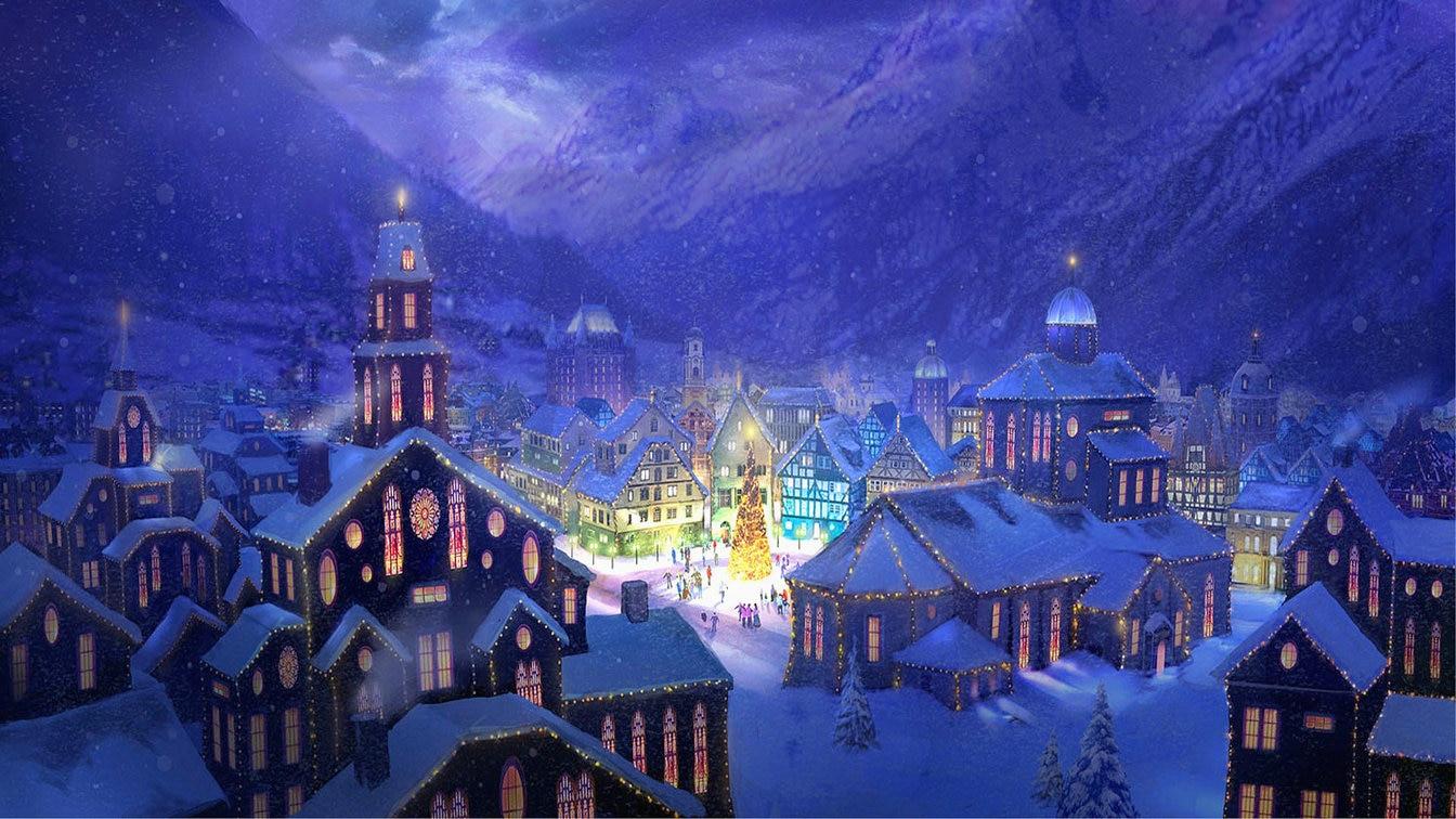 Обои На Рабочий Стол Рождество