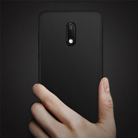 X Level For Nokia 6 Colorful Case Ultra Thin Slim Soft Silicone TPU Protective Shockproof Back