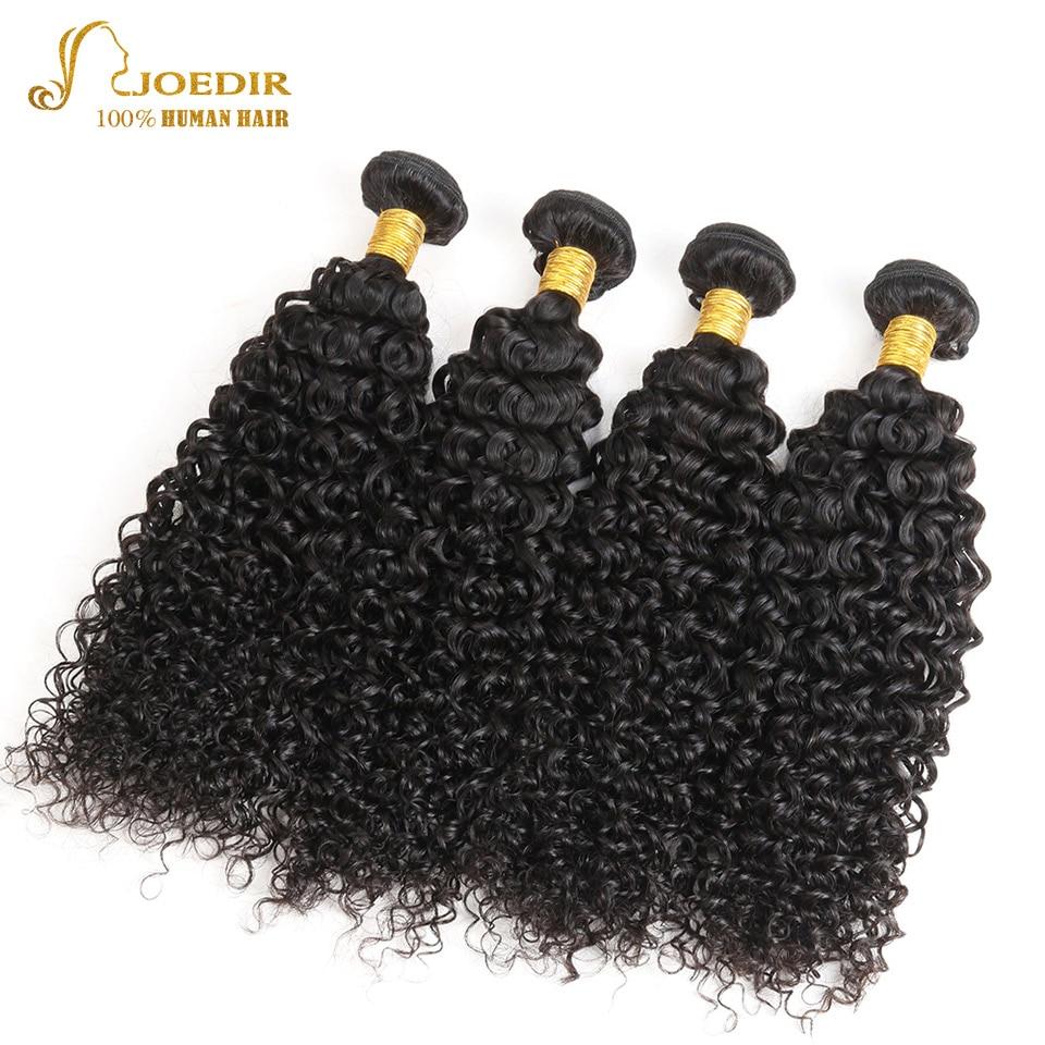 Kinky Curly Hair Brazilian Hair Weave Bundles Deal Joedir Brazilian Kinky Curly Human Hair Bundles Deal Non Remy Hair Extension
