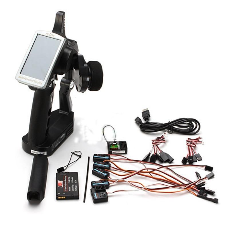 FlySky FS-IT4S Sliver 2.4GHz 4CH AFHDS 2A Radio System Transmitter For Boat Car