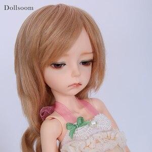 Image 3 - Manon aimd 4.3 睡眠やオープン目ヘッド BJD SD 人形 1/4 樹脂ボディモデルガールズボーイズ目高品質おもちゃ